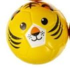 Bal tijger 15 cm