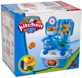 Keuken speelset 18x20cm