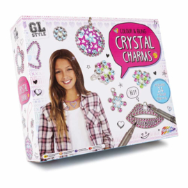 Maak schitterende Crystal Charms