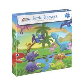 Dino puzzel 96 stukjes