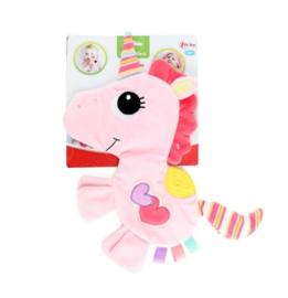 LITTLE STARS Baby knisperdoekje 'Unicorn'