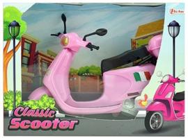 Tienerscooter voor Pop