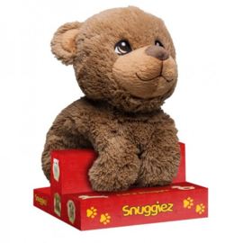 Snuggiez Pluche Brownie de Beer 30cm