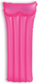 Luchtbed Neon Frost (183x76cm) Roze