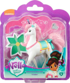 Nella The princess knight Trinket figuur