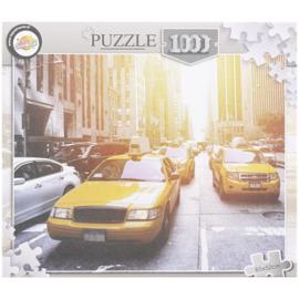 Puzzel Taxi 1000 stukjes