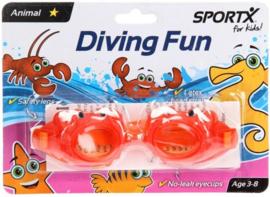 Kinder Zwembril - Krab
