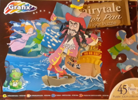 Puzzel Fairytale Peter Pan