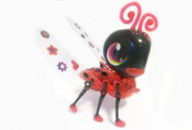 Build a Bug Lieveheersbeestje - Robot