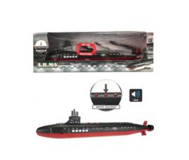Onderzeeboot met accessoires 42.5 cm Incl. geluid