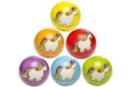 Stressbal eenhoorn/unicorn