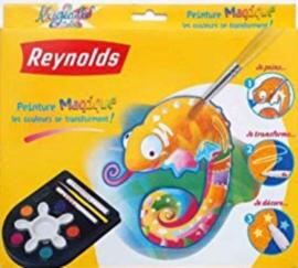 Reynolds Magische schilderen