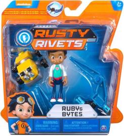 Rusty Rivets mini bouw pakket - Ruby&Bytes