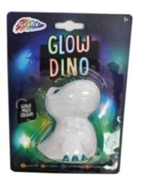 Gloeiend nachtlampje Dino