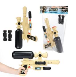 Leger Waterpistool Beige/zwart 44 Cm
