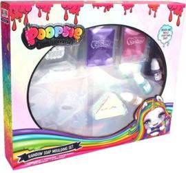 Poopsie slime surprise rainbow soap moulding set - Poopsie zeep maken -