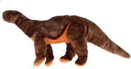 Pluche Dinosaurus Bruin Knuffeldier