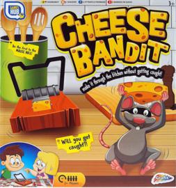 Kaas Bandit bordspel familie