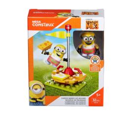 Minions construtie speelgoed 32 delig