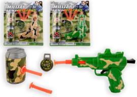 Geweer soft dart gun militair