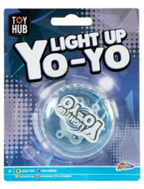 Lichtgevende Yo-yo (blauw)