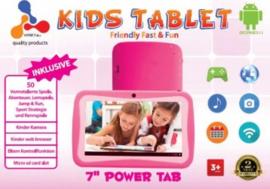 Kids tablet roze