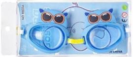 Zwembril - Chloorbril - Dieren - 3 tot 10 jaar - Nijlpaard