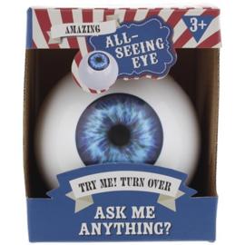 Magische oogbal  (vraag wat je maar wilt)