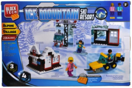 Grote Bricks mountain set