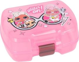 LOL Surprise - Broodtrommel - Lunchbox - Roze