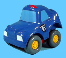 Politieauto Baby auto druk en GO