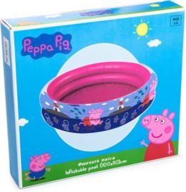 Opblaasbaar zwembadje van Peppa Pig