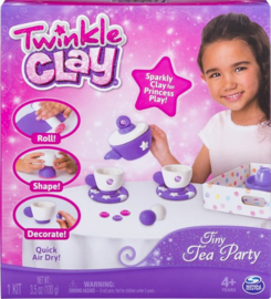 Twinkle Clay Tiny Tea Set - 100 gr