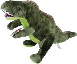 Pluche Dinosaurus Groen Knuffeldier