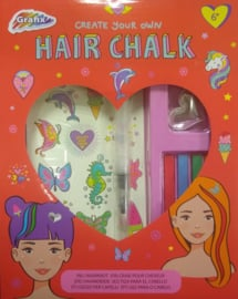 Create your own Hair Chalk