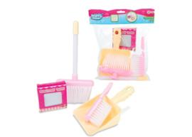 Schoonmaaksetje voor kinderen BRIGHT&CLEAN