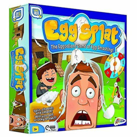 Egg Splat Draai, kies en smash