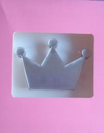 Plakspiegels kroon ( 2 setjes)