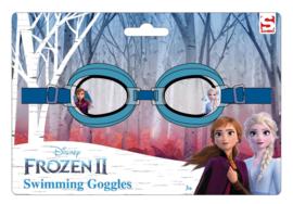 Disney Frozen II zwembril blauw