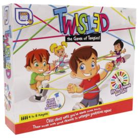 Twisted  - Het spel met de knopen!