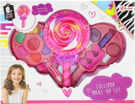 Make-up in Roze Lolly