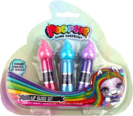 Poopsie slime surprise lipgloss set - Make-up set - Poopsie - Lipgloss
