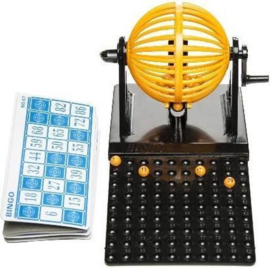 Lg-imports Bingospel 14 X 12 Cm 104-delig