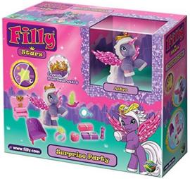 Filly Surprise party met Swarovski kristallen speelset 4 as.