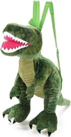Pluchen T-Rex Rugzak 50 cm