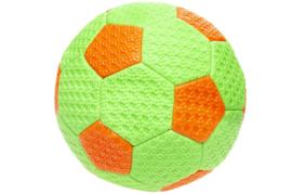 Voetbal Neon groen ( D15cm)