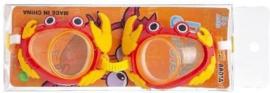 Zwembril - Chloorbril - Dieren - 3 tot 10 jaar - Krab
