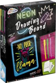 Neon Drawing Board