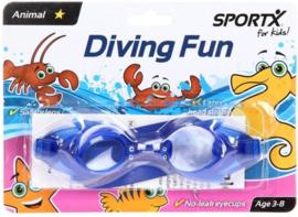 Kinder Zwembril - Vis