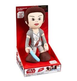 Star Wars- Talking Plush Rey 25cm